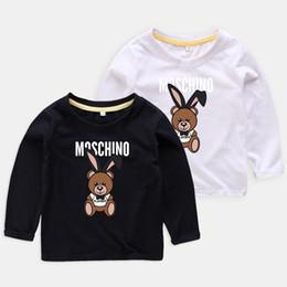 $enCountryForm.capitalKeyWord UK - Kids designer clothes boys Fashion polo shirt children designer clothes girls long sleeves t shirt boys tops baby girl designer clothes