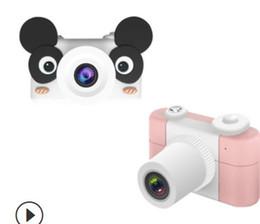 Cute Cartoon Photos Australia - New Kids Cute Digital Toy Photo Mini Cartoon Interesting Camera Upgraded version and three links shooting