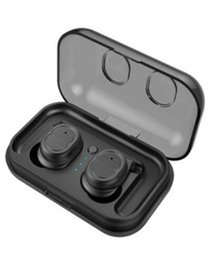 $enCountryForm.capitalKeyWord UK - TWS-8 TWS Earbuds Bluetooth 5.0 Earphone Waterproof Mini Portable True Wireless Headest With Touch Control Microphone Charging Box Headphone