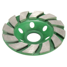 "$enCountryForm.capitalKeyWord UK - 4"" 100mm Diamond Grinding Wheel Disc Bowl Shape Grinding Cup Concrete Granite Stone Ceramics Tools"