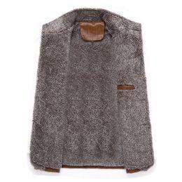 Mens Parka Leather Australia - mens fleece jackets and coats leather bomber jackets winter faux jacket men chaqueta hombre parka overcoat streetwear plus M-8XL