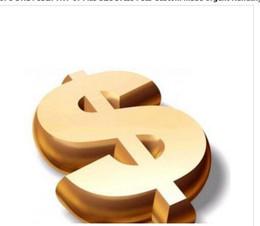 Опт Ссылка для дополнительной стоимости доставки в International Fastest Экспресс Как UPS DHL Fedex TNT или плюс размер платья Пошлины Срочное Handling