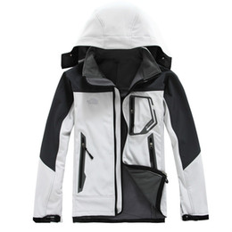 Nouveau arrivé Mens nord Denali Polaire Apex Bionic Vestes Extérieur Coupe-Vent Imperméable Casual SoftShell Chaud Visage Manteaux Dames bgi sizeS-XXL