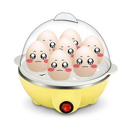 $enCountryForm.capitalKeyWord Australia - Multifunctional Electric Egg Boiler Cooker Mini Steamer Poacher Breakfast Cooking Tools Machine Kitchen Utensils Home Use