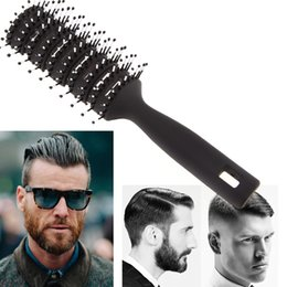 HealtHy wigs online shopping - Anti static Heat Comb Pro Hairdressing Hair Salon Barber Hair Wig Styling Tools Combs Brushes Healthy Reduce Loss Tool