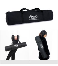 Tripod carry bags online shopping - 48cm cm cm Photo Carrying Bag cm Diameter mm PE Foam Padding for Monopod Tripod Light Stand Photo Umbrella Bulbs