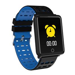 $enCountryForm.capitalKeyWord Australia - F3 Smart Bracelet 1.44 Color Screen Heart Rate Blood Pressure Monitoring GPS Track Movement IP68 Waterproof Health Watch