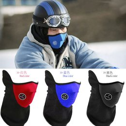 sun face mask NZ - Motorcycle Face Shield Sun Mask Balaclava Festival Sparty Scarf Outdoor Ride Bandanas Sport Motorbike Scarves For Biker