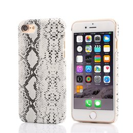 $enCountryForm.capitalKeyWord Australia - Snake pattern case slim PU Leather back cover for sexy women girl back cover for iPhone X XR XS MAX 7 8 Plus