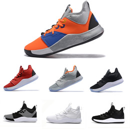 df7ad7bf716 2019 Paul George III sneaker pg 3 nasa black white bhm pg3 all star gs basketball  shoes for men