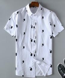 $enCountryForm.capitalKeyWord Australia - Wholesale-New 2018 High quality Mens Shirts Designer Brand Fashion Business Casual Dress Shirt with french cufflinks Free Shipping107