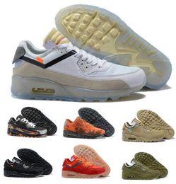 $enCountryForm.capitalKeyWord UK - 2019 90 Off Running Shoes Sneakers Mens Man Desert Ore Green Tennis Fashion Designers Luxury Classic 90s Zapatilla Training Sports Shoes