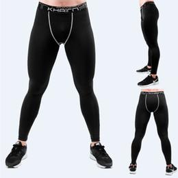 $enCountryForm.capitalKeyWord Australia - M-4XL Plus Size Compression Leggings Mens Black Fitness Jogges Sweat Pants Gyms Workout Sweatpants Long Trousers Male