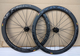 Scheibenbremse 6 Bolt Naben 50 Carbon-Klammer Tubular Cyclocross Räder Carbon-Fahrrad-Disc Laufrad im Angebot