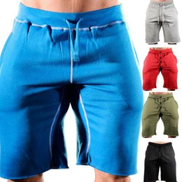 ade6ce3a39 Board Shorts Summer Beach Surf Pants Mens Gym Shorts Run jogging Sports  Fitness Bodybuilding Sweatpants Male Workout Running Shorts Jogger
