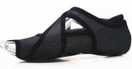 Gorąca sprzedaż - joga transgraniczna, balet, nowoczesne buty taneczne do lotu Anti-Skid Professional Fitness 5 palców Dorosłych Joga