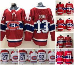 Shea Weber des Canadiens de Montréal 6 Brendan Gallagher 13 Max Domi 27 Alex Galchenyuk 31 Carey Price Andrew Shaw Maillot 92 Jonathan Drouin en Solde