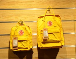 $enCountryForm.capitalKeyWord NZ - Special Promotion Fjallraven Children And Adults Canvas Backpack Senior Level Appearance High Performance Cost Ratio Sale With Free Shipping