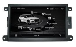 $enCountryForm.capitalKeyWord Australia - 7.0inch Car dvd player radio audio GPS Navigation car stereo for AUDI A4 A5 Q5 2009-2015 oem 3G system with mirrolink bluetooth 3 way USB