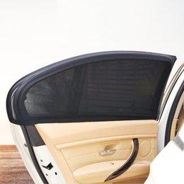 Fit For 2014-2018 Volvo V40 V60 Mirror Rain Snow Guard Sun Visor Vent 2pcs