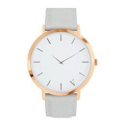 $enCountryForm.capitalKeyWord UK - Simple Fashion Luxury Watch Leather Strap Women Watches 4cm Dial Dress Wristwatches Men Gift Quartz Clock Relogio Feminino