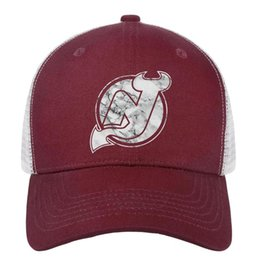 $enCountryForm.capitalKeyWord Australia - New Jersey Devils Marble series men's Sport trucker hat High Quality adjustable womens ladies basketball cap unique golf cap mesh basketbal