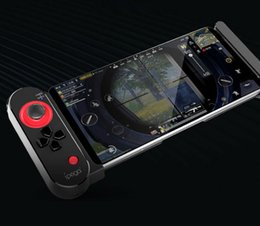 Tablet Wireless Controller Australia - EastVita Gamepad Joypad For iphone Android Tablet PC Phone Wireless Bluetooth Controller Remote Gaming Controle Joystick r30