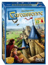 $enCountryForm.capitalKeyWord Australia - Carcassonne Board Game for Party Family Friends Easy To Play 2-5 Players Cards Game