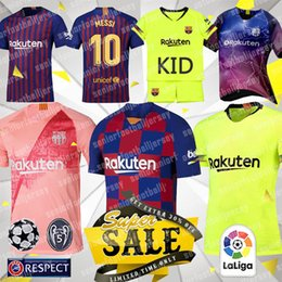8a74acb9a Messi football kits kids online shopping - Barcelona Soccer Jersey Messi Men  I RAKITIC SUAREZ A