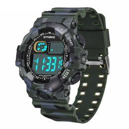 $enCountryForm.capitalKeyWord Australia - SYNOKE Children Watches Sports Student Men Boys Clock LED Digital Wristwatch Alarm Luminous Electronic Wrist Watch for Boy Girls