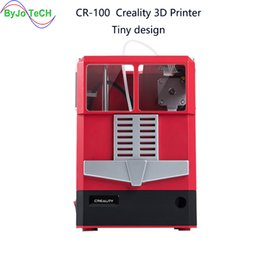 Printer designs online shopping - Creality3D CR D Printers for children Tiny design high technology delicate appearance for education D Print Selectable kg filament