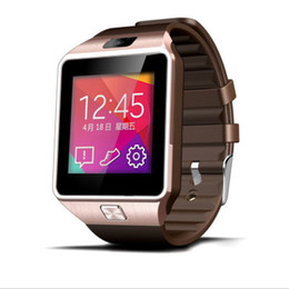 New Watch Touch Screen Australia - Smart Bluetooth V1 Touch Screen Couple Watch
