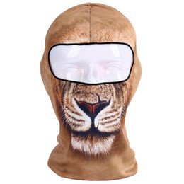 animal bikes NZ - Out door Dustproof animal Style face guard mask Motorcycle Racing windproof balaclava face shield cycling bike mask