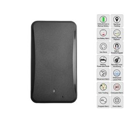 Gps United States Australia - AT4 Asset Tracker GPS Magnet Container Car GPS Tracker With 10000mAh Recharge Battery 30 Days To 2.5 Years Working Time