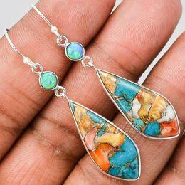 Types Gems Australia - Set Gems Dangle Earrings Fashion Popular Alloy Geometric Type Earring Explosive Money Hot Sale For Women Jewelry 4 1ll C1