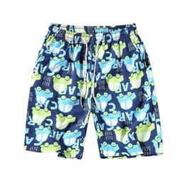 $enCountryForm.capitalKeyWord UK - Men Breathable Cartoon Trunks Pants Beach Print Running Swimming Underwear Fashion Sport men's Board Shorts Swimwear