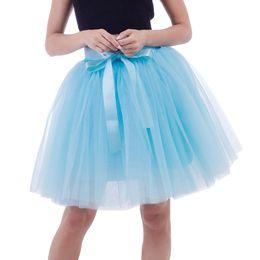59f95b511 Womens Tutu Dancing Skirt High Quality Pleated Gauze Short Skirt Adult  Streetwear Sexy Gothic Jupe Falda 2019 Tul Plisada
