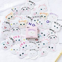 $enCountryForm.capitalKeyWord NZ - LOLEDE New 45pcs set Princess Cat Washi Tape Decorate Japanese Stationery Scrapbooking Supplies Stickers Office Adhesive Tape 2016
