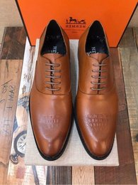 $enCountryForm.capitalKeyWord Canada - duping520 Brown casual business shoes Men Dress Shoes Moccasins Loafers Lace Ups Monk Straps Boots Drivers Real leather Sneakers
