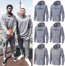 $enCountryForm.capitalKeyWord NZ - USA Basketball Sports Hoodies Durant James Harden Bryant training suit loose sleeveless hooded basketball vest training clothes