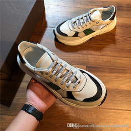 men travelling shoes NZ - The latest men type of sneakers ,Height Increasing Shoes, Street modern color contrast casual travel sneakers