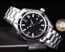 Silver Falls Australia - AAA-2813 robotic stainless steel automatic movement watch sport man from the wind watch 007 fall watch AAA seahorse series.