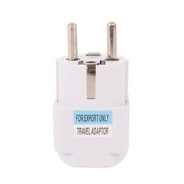 $enCountryForm.capitalKeyWord UK - Universal USA US UK AU to EU Europe AC Power Socket Plug Travel Charger Power Adapter Converter Wall Plug