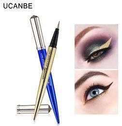 $enCountryForm.capitalKeyWord Australia - Quality 5 Color Long Lasting Glitter Liquid Eyeliner Pencil Easy To Wear Eye Liner Pen Beauty Makeup Waterproof Best Eye Liner Pen Cosmetic