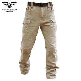 $enCountryForm.capitalKeyWord Australia - Brand Mens Summer Stretch Cotton Men Militar Tactical Pants Trousers Army Pants Mens Cargo Casual Trousers Women