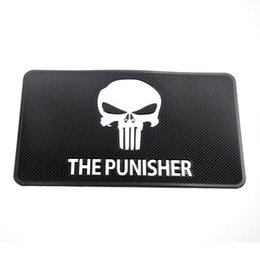 Discount punisher sticker car - Gzhengtong New Car accessories mat cell phone punisher non slip pad cartoon dashboard car slip sticker sticky pad anti s