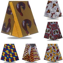 $enCountryForm.capitalKeyWord Australia - 51df23! Wholesale Price ,guaranteed Veritable Dutch Real Hollandai' Wax ,african Printed Fabric Patchwork Sewing J190722
