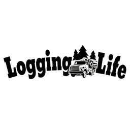 Truck door sTickers online shopping - 15 cm Logging Life Timber Tree Truck Wood Tailgate Art Decor Sticker Car Accessories Motorcycle Helmet Car Styling