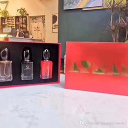 Wholesale perfumes fragrance suit for women SI perfume EDP perfume good quality 30ml*3 Long lasting and pleasant fragrance spray perfume