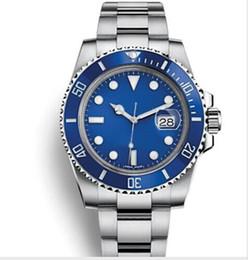 $enCountryForm.capitalKeyWord Australia - Men Luxury fashion men s Watch Top Quality Men Watch Automatic Mechanical Watch 40mm 116610 Waterproof 30M Sapphire wristwatch